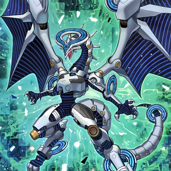 Firewall Dragon - Yu-Gi-Oh! VRAINS
