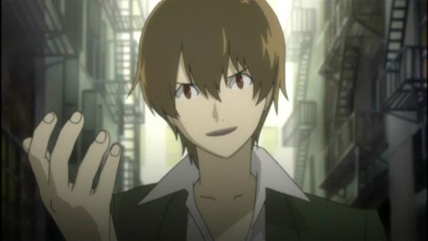 Tags: Anime, Baccano!, Firo Prochainezo, Screenshot