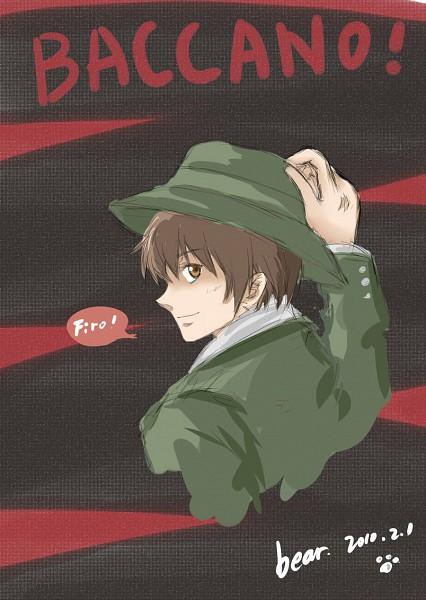 Tags: Anime, Baccano!, Firo Prochainezo