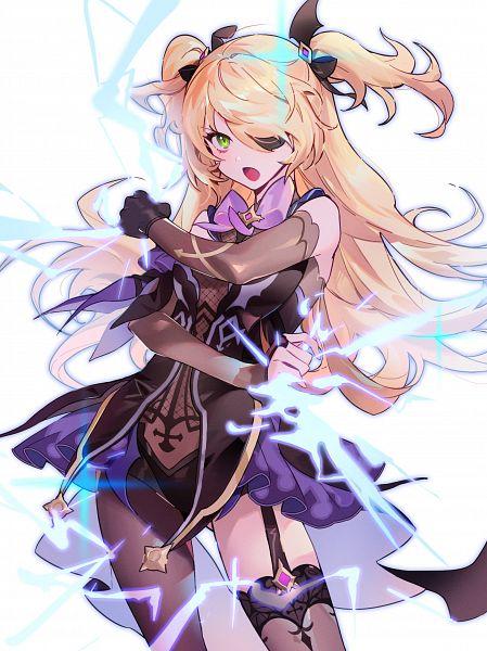 Tags: Anime, Pixiv Id 1349705, Genshin Impact, Fischl