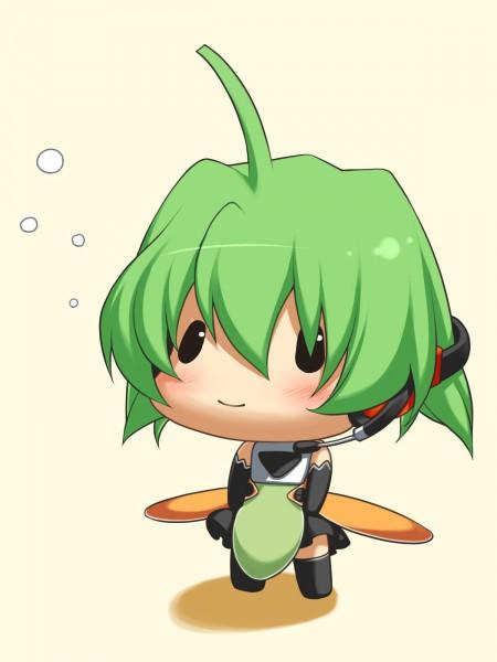 Tags: Anime, UTAU, Fl-chan