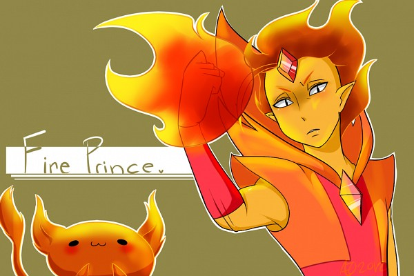 Flame Prince - Adventure Time