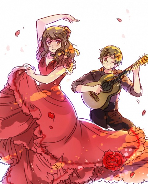 Flamenco - Dancing