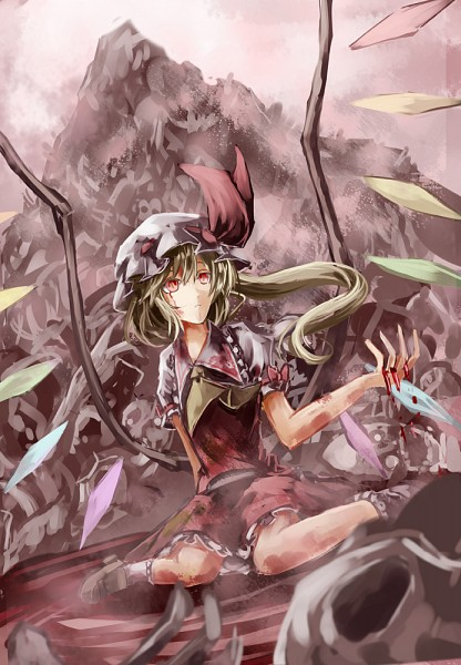 Tags: Anime, Utarion, Touhou, Flandre Scarlet