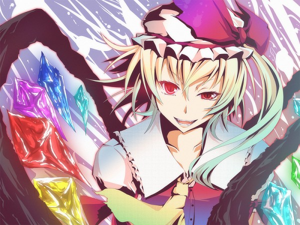 Tags: Anime, Koumei (Artist), Touhou, Flandre Scarlet