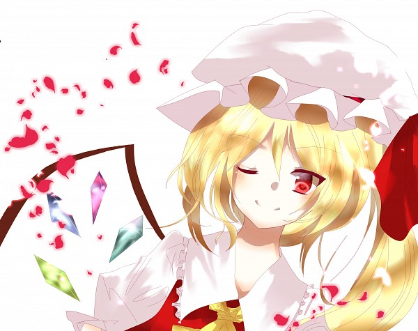 Tags: Anime, Pixiv Id 3780688, Touhou, Flandre Scarlet, Fanart From Pixiv, Pixiv, Fanart