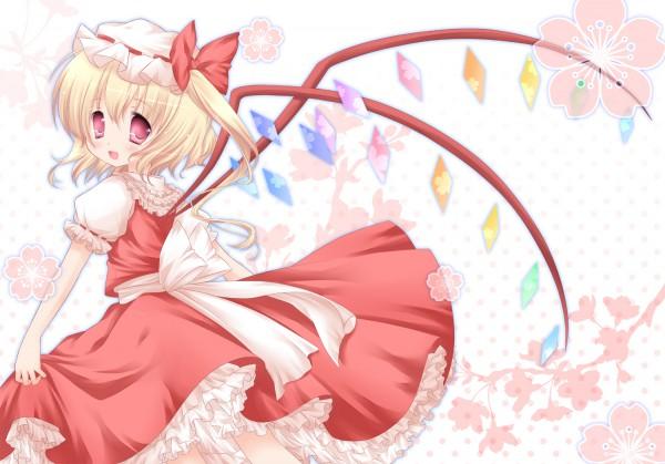 Tags: Anime, Anko Okazaki, Touhou, Flandre Scarlet