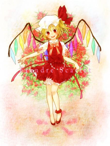 Tags: Anime, Touhou, Flandre Scarlet