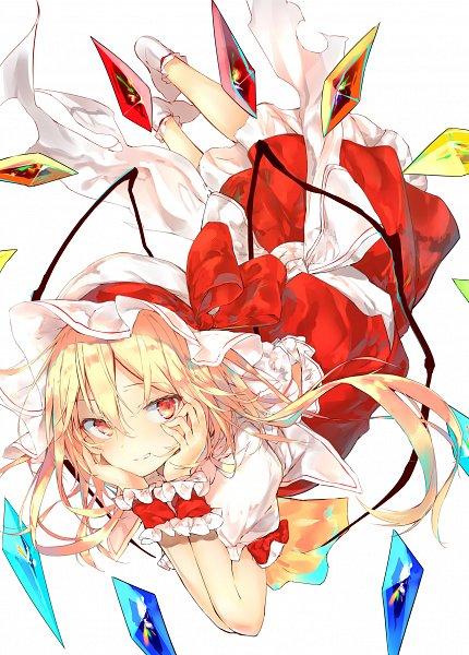 Tags: Anime, sakusyo, Touhou, Flandre Scarlet, Fanart From Pixiv, Pixiv, Fanart