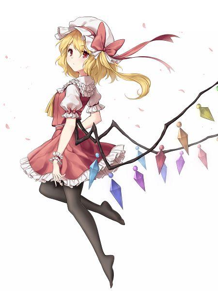 Tags: Anime, minusT, Touhou, Flandre Scarlet, Pixiv, Fanart From Pixiv, Fanart