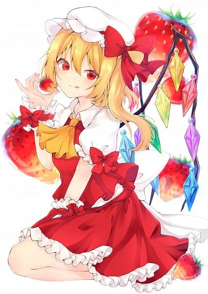 Tags: Anime, Pixiv Id 4150047, Touhou, Flandre Scarlet, Fanart, Fanart From Pixiv, Pixiv