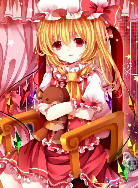 Tags: Anime, Pixiv Id 3331479, Touhou, Flandre Scarlet, Fanart, Fanart From Pixiv, Pixiv