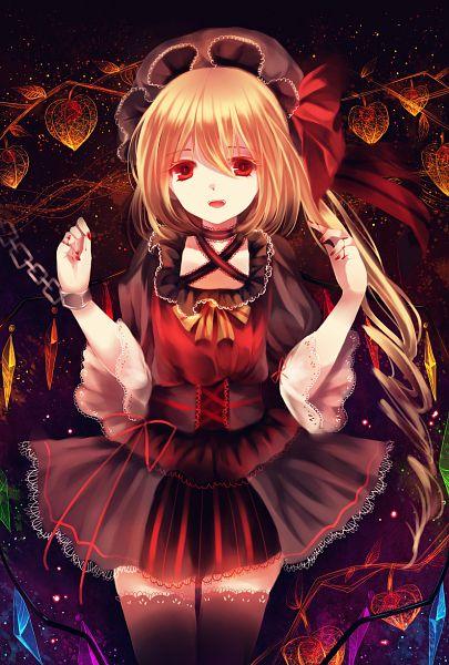 Tags: Anime, Pixiv Id 3331479, Touhou, Flandre Scarlet, Fanart From Pixiv, Pixiv, Fanart