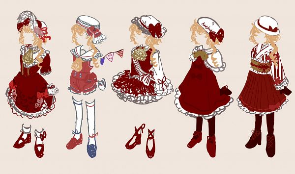 Tags: Anime, Satomachi, Touhou, Flandre Scarlet