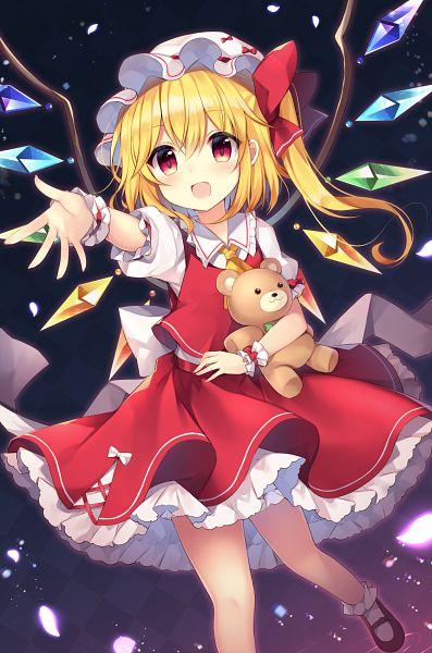 Tags: Anime, Ruhika, Touhou, Flandre Scarlet, Fanart, Fanart From Pixiv, Pixiv