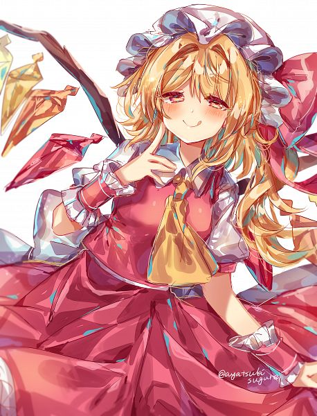 Tags: Anime, Pixiv Id 21805132, Touhou, Flandre Scarlet, Fanart, Fanart From Pixiv, Pixiv