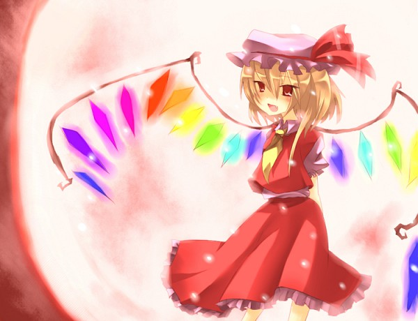 Tags: Anime, Mikan (ama No Hakoniwa), Touhou, Flandre Scarlet, Pixiv