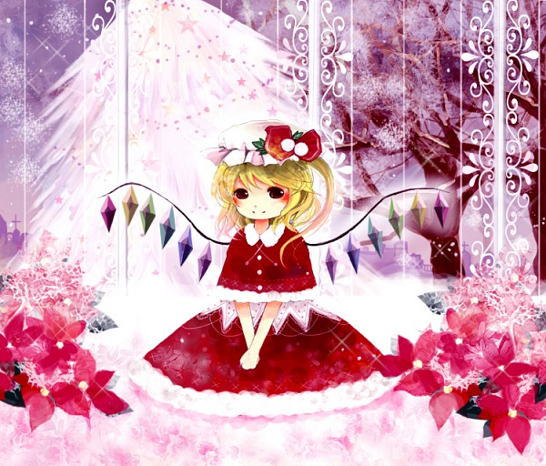 Tags: Anime, Ichitaro, Touhou, Flandre Scarlet