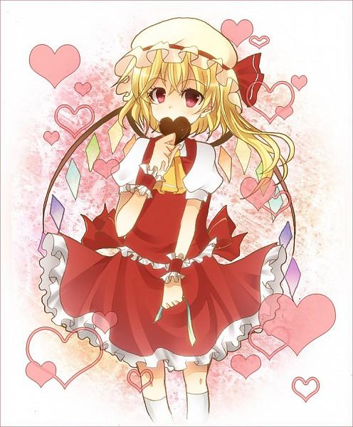 Tags: Anime, Kyuuran, Touhou, Flandre Scarlet