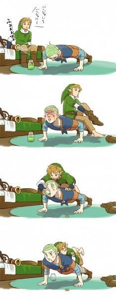 Fledge - Zelda no Densetsu: Skyward Sword