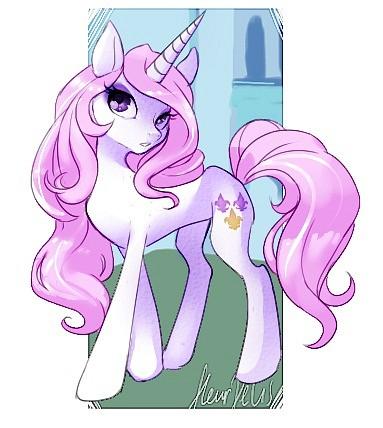 Fleur de Lis - My Little Pony