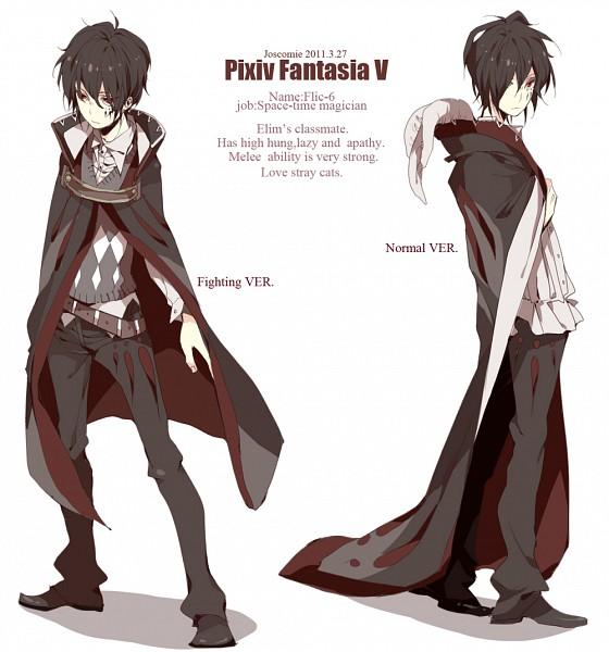 Tags: Anime, Josco, Flic-6, Pixiv Fantasia Ⅴ, Pixiv Fantasia Series, Pixiv, Original