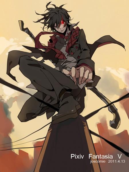 Tags: Anime, Josco, Flic-6, Original, Pixiv Fantasia Ⅴ, Pixiv Fantasia Series, Pixiv