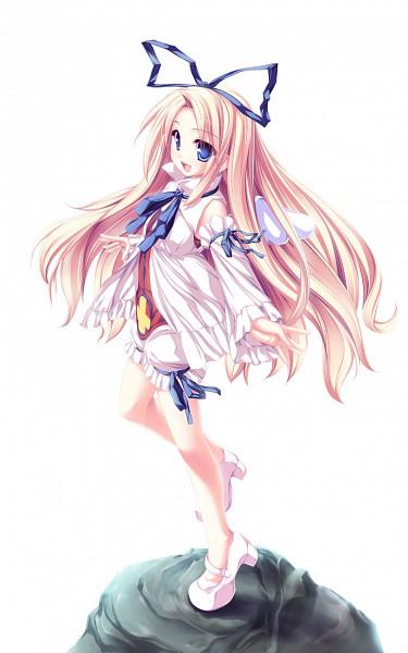 Tags: Anime, Tenmaso, Nippon Ichi Software, Makai Senki Disgaea, Flonne, Mobile Wallpaper, Pixiv