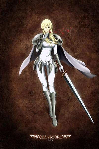 Flora (Claymore) - Claymore