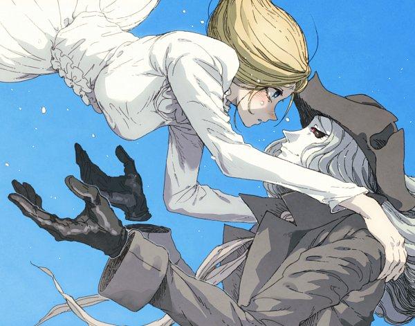 Florence Nightingale (Ghost and Lady) - Kuro Hakubutsukan