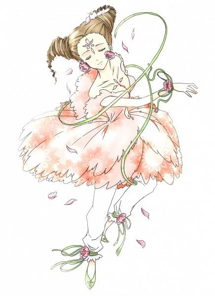 Tags: Anime, Pixiv Id 1943875, Cardcaptor Sakura, Flower Card, Clow Cards