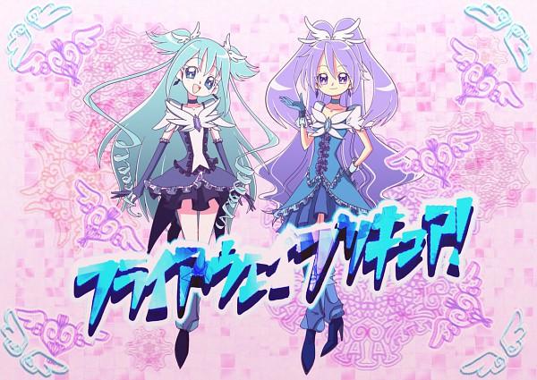 Flyaway Precure - Pretty Cure Fan Series