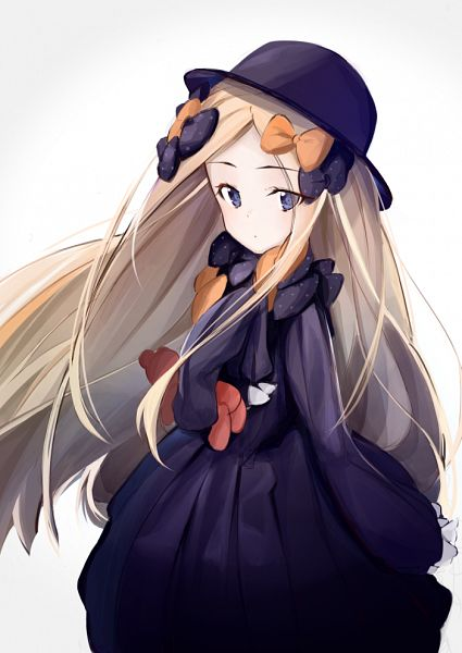 Tags: Anime, Pixiv Id 16136997, Fate/Grand Order, Foreigner (Abigail Williams)