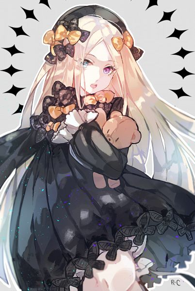 Tags: Anime, Pixiv Id 1897148, Fate/Grand Order, Foreigner (Abigail Williams)