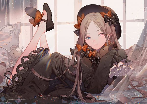 Tags: Anime, kawacy, Foreigner (Abigail Williams), Fanart, Fanart From Pixiv, Pixiv, Wallpaper
