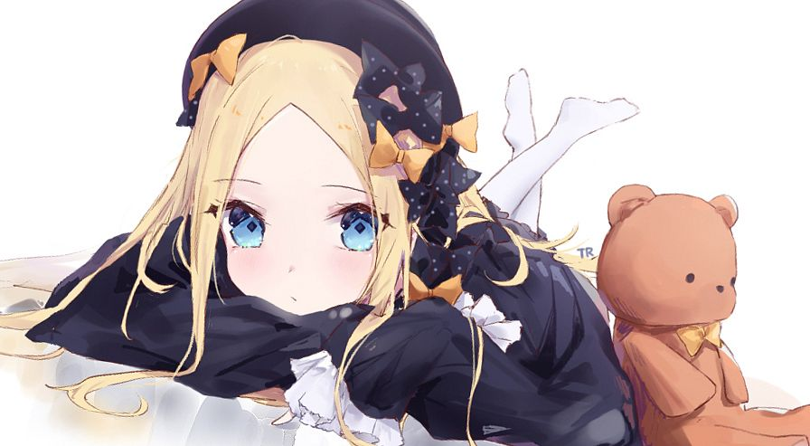 Tags: Anime, Pixiv Id 17971323, Fate/Grand Order, Foreigner (Abigail Williams)