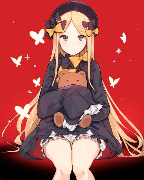 Tags: Anime, Pixiv Id 7939518, Fate/Grand Order, Foreigner (Abigail Williams), Wallpaper