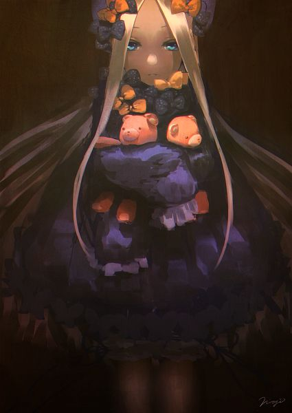 Tags: Anime, Pixiv Id 2912049, Fate/Grand Order, Foreigner (Abigail Williams)