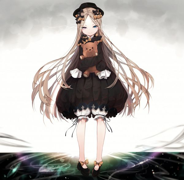 Tags: Anime, Naruwe, Fate/Grand Order, Foreigner (Abigail Williams)