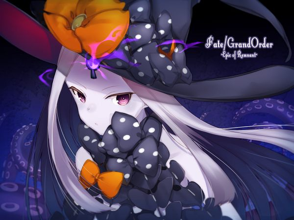 Tags: Anime, Pixiv Id 6685304, Fate/Grand Order, Foreigner (Abigail Williams), Wallpaper