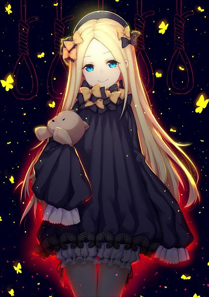 Tags: Anime, Pixiv Id 6108778, Fate/Grand Order, Foreigner (Abigail Williams), Revision