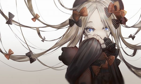 Tags: Anime, Pixiv Id 19202528, Fate/Grand Order, Foreigner (Abigail Williams)