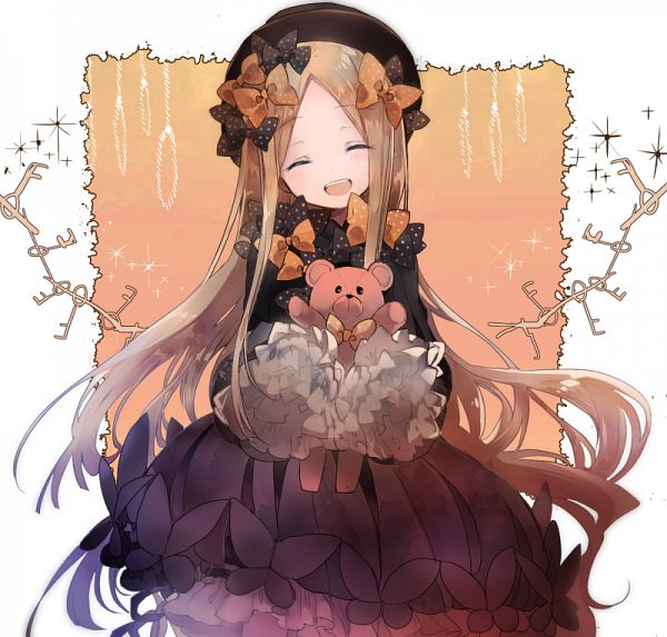Tags: Anime, Cyawa*, Fate/Grand Order, Foreigner (Abigail Williams)