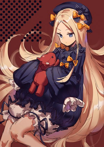 Tags: Anime, Pixiv Id 4704947, Fate/Grand Order, Foreigner (Abigail Williams)
