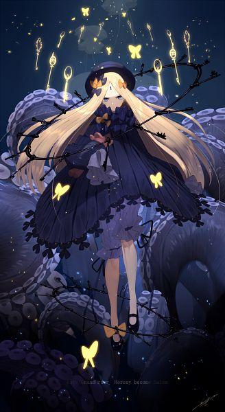 Tags: Anime, Touzai, Fate/Grand Order, Foreigner (Abigail Williams)