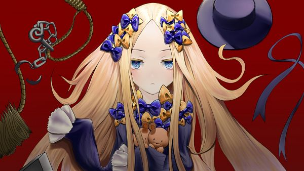 Tags: Anime, Pixiv Id 20207624, Fate/Grand Order, Foreigner (Abigail Williams), Wallpaper