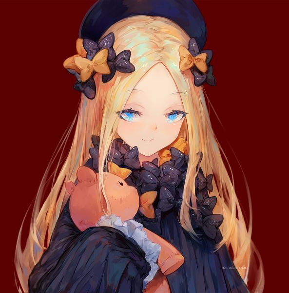 Tags: Anime, Pixiv Id 5854395, Fate/Grand Order, Foreigner (Abigail Williams)