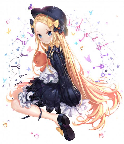 Tags: Anime, Pixiv Id 26352420, Fate/Grand Order, Foreigner (Abigail Williams), Fanart, Fanart From Pixiv, Pixiv