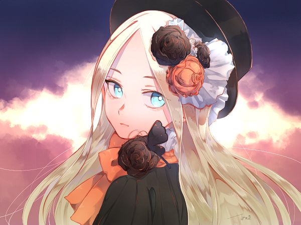 Tags: Anime, Pixiv Id 2023432, Fate/Grand Order, Foreigner (Abigail Williams), Wallpaper
