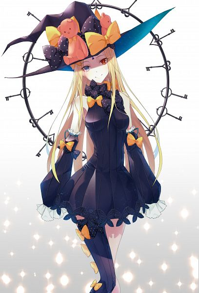 Tags: Anime, Pixiv Id 19850021, Fate/Grand Order, Foreigner (Abigail Williams), Revision, Fanart From Pixiv, Pixiv, Fanart